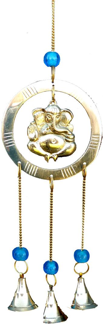 Mobile Ganesh Bronze 29cm