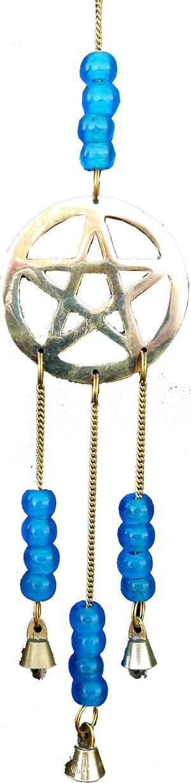 Mobile pentacle Bronze 30cm
