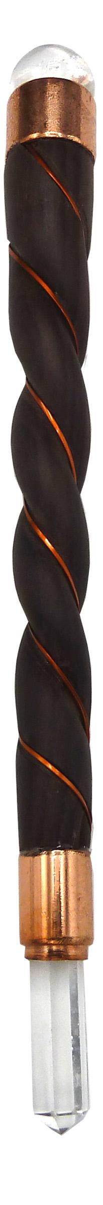 Bâton de soin bois de rose & cuivre 17 cm