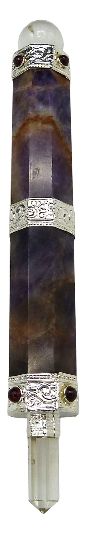 Bâton de soin Amethyste 15cm