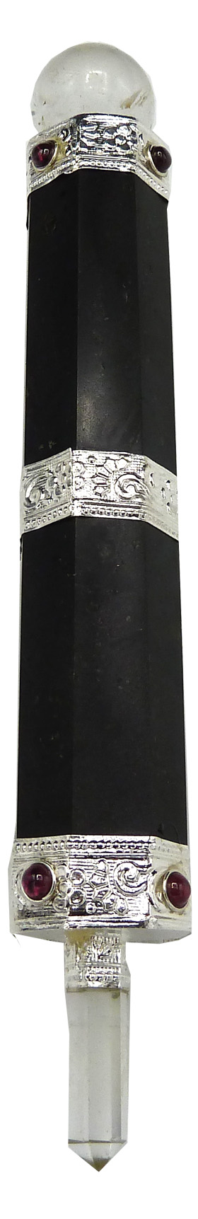 Bâton de soin tourmaline noire 15cm