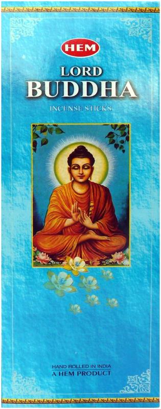 Incenso Abbiamo Bouddha Hexa 20g