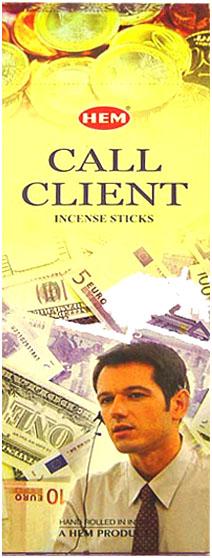Encens hem call client hexa 20g