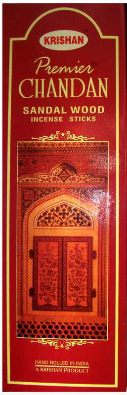 Encens Krishan Chandan 8 Bts