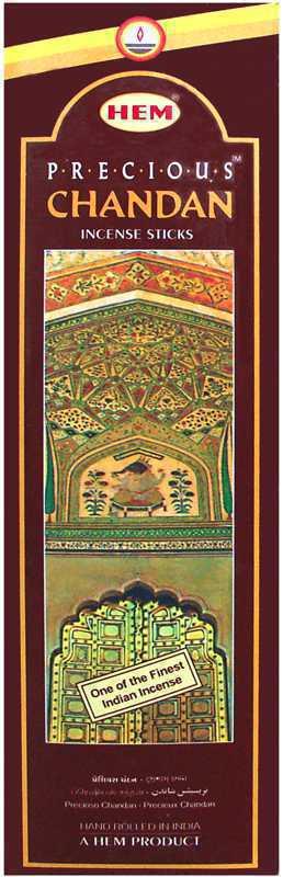 Encens Hem Precious Chandan 8 Bts