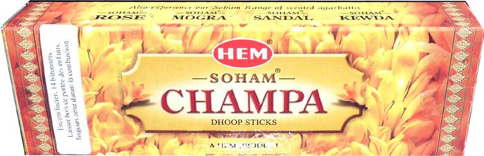 Encens hem soham champa dhoop sticks 25g