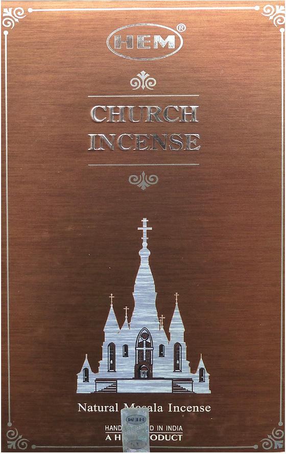 Encens Hem Masala Church 15g