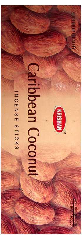 Encens Krishan Noix de Coco 8 Bts