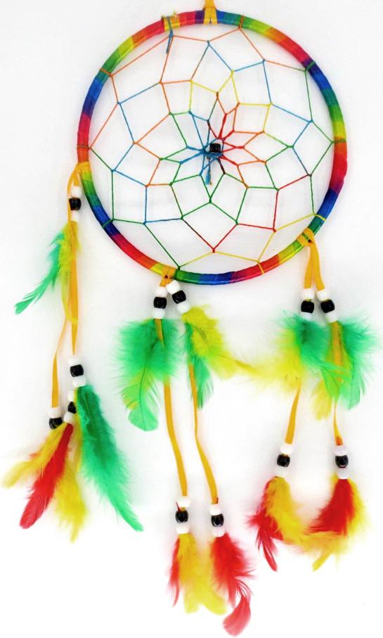 Dream catcher color 16cm