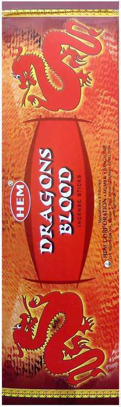 Encens Hem Sang de Dragons 8 Bts