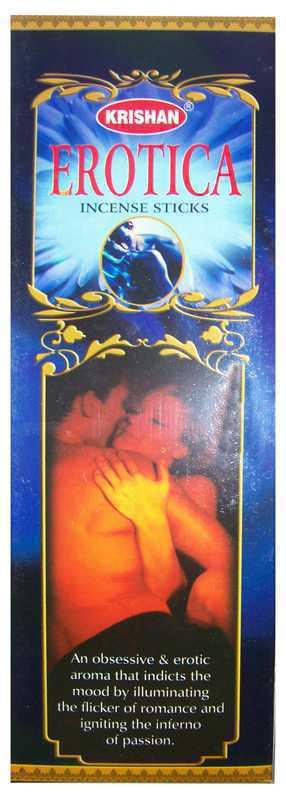 Encens Krishan Erotique 8 Bts