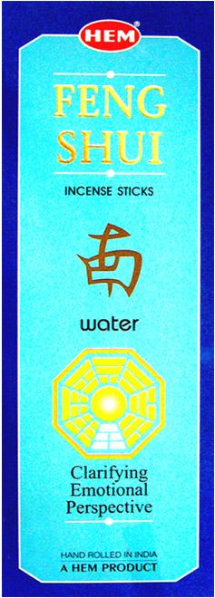 Encens hem feng shui eau hexa 20g