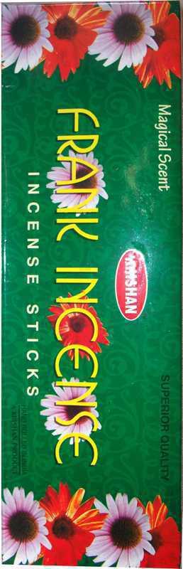 Encens krishan franck incense 8 Bts