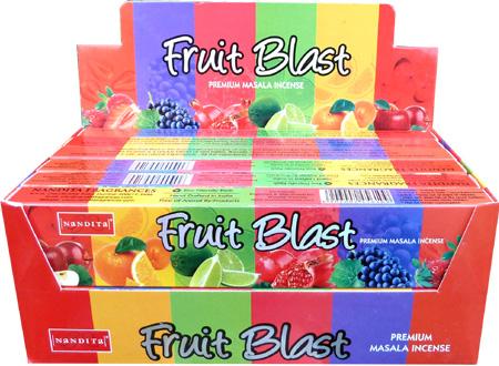 Encens nandita explosion de fruits 15g