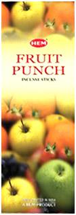 Encens hem fruit punch hexa 20g
