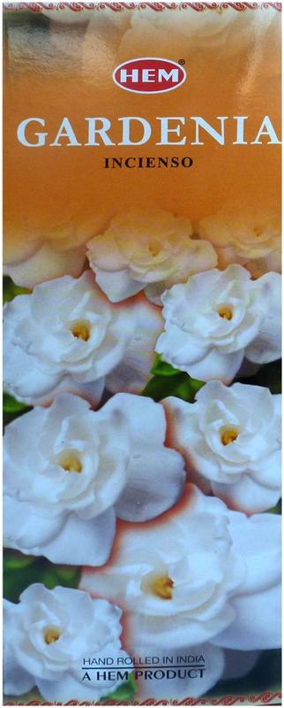 Encens Hem Gardenia Hexa 20g
