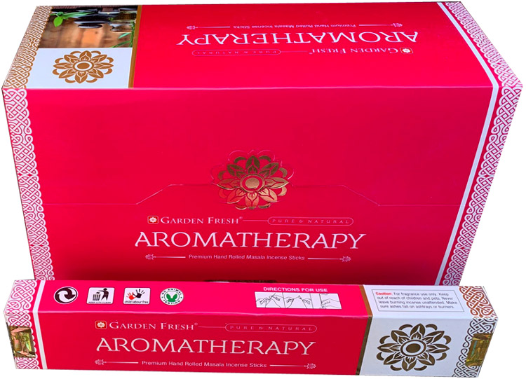 Encens Garden Fresh Aromatherapy masala 15g