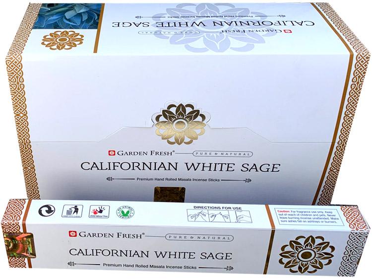 Encens Garden Fresh Californian White Sage masala 15g
