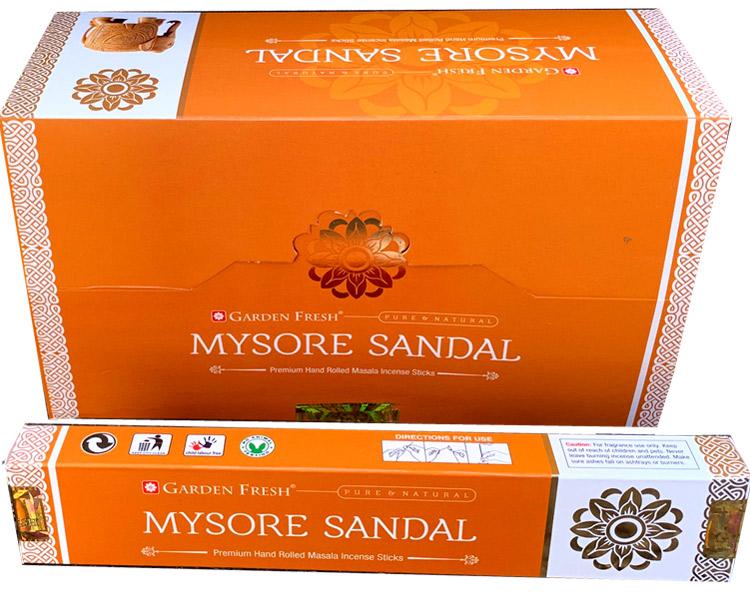 Encens Garden Fresh Santal de Mysore masala 15g