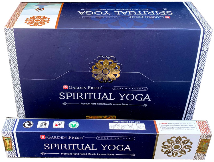 Encens Garden Fresh Spiritual Yoga masala 15g