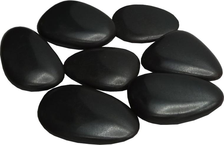Hematite galets plats 250g