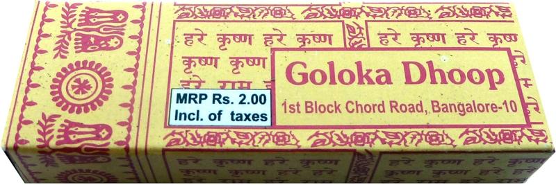 Encens Goloka nag champa Mini Dhoop