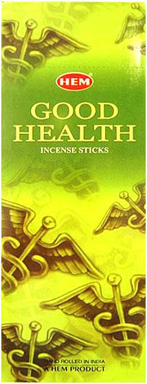 Encens hem bonne santé hexa 20g