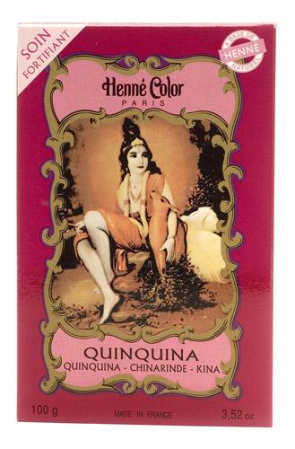Coloration henné poudre henné color quinquina 100g
