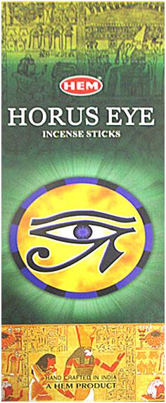Encens hem horus eye hexa 20g