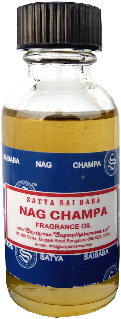 Huile parfumée Satya Nag Champa 30ml