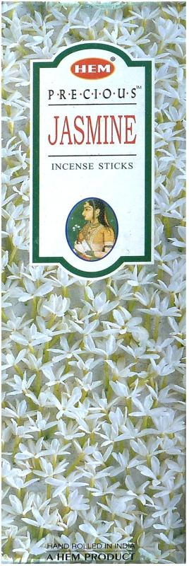 Encens hem precious jasmin hexa 20g