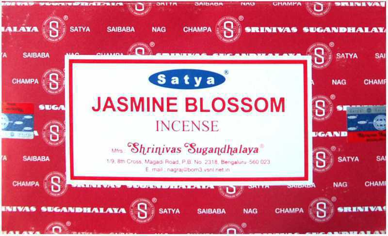 Encens Satya Jasmin Blossom 15g