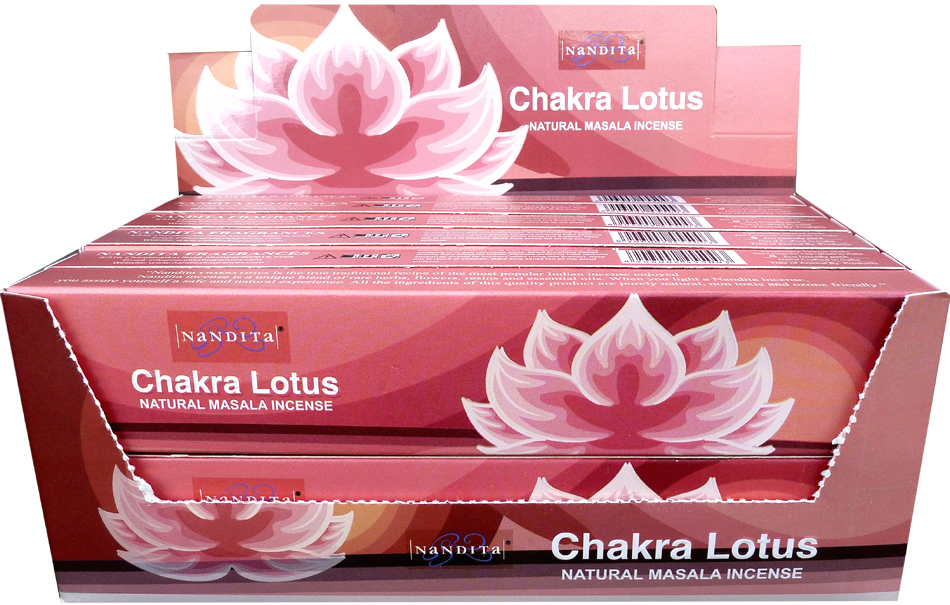 Encens Nandita Chakra Lotus 15g