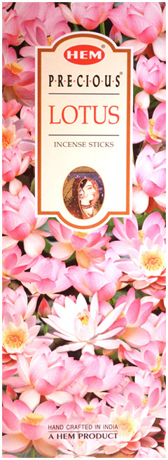 Encens hem precious lotus hexa 20g