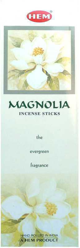 Encens Hem magnolia Hexa 20g