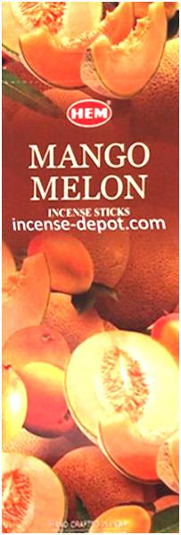 Encens hem mangue melon hexa 20g