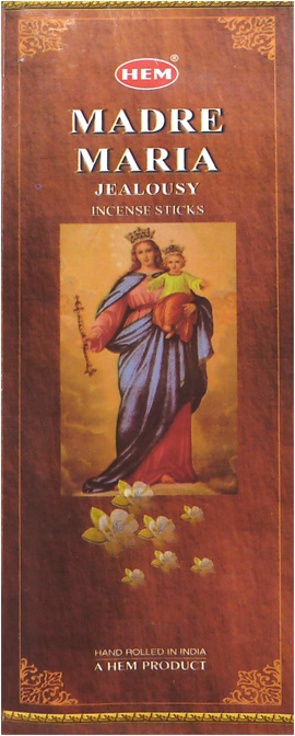Incense hem mother maria against jalousie Hexa 20g