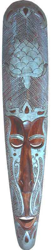 TURTLE MASK SILVER STYLE