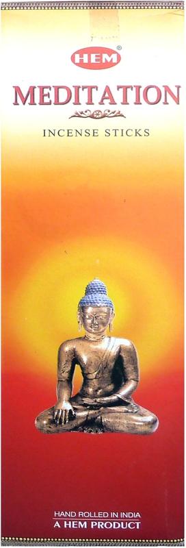 Encens Hem Meditation Hexa 20g