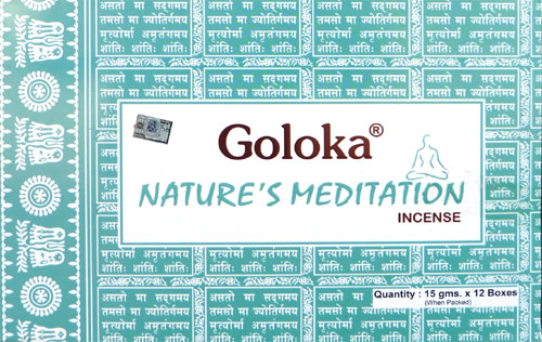 Encens goloka nature's meditation masala 15g