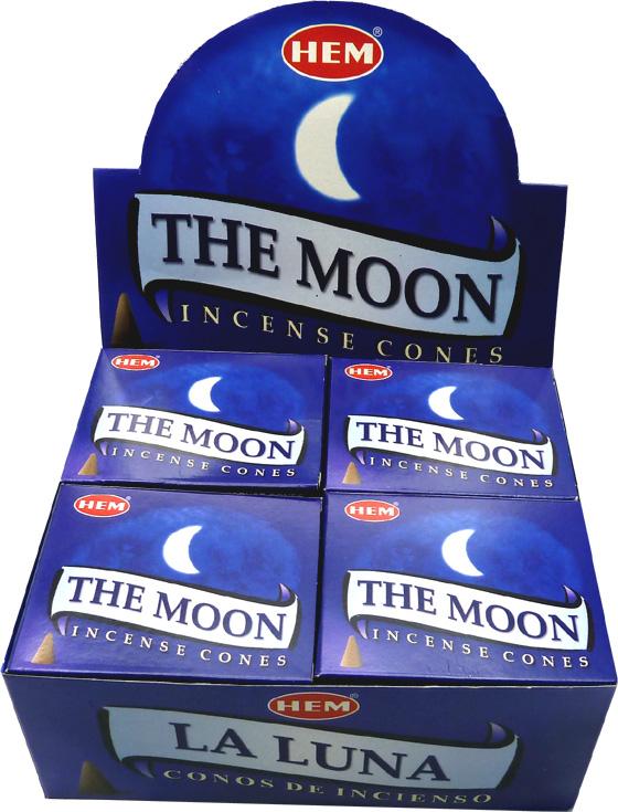 Encens hem the moon cones
