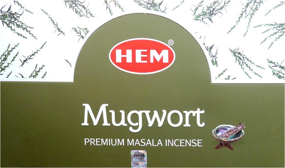 Encens Hem Armoise premium masala 15g
