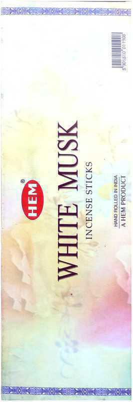 Encens Hem musk blanc Hexa 20g