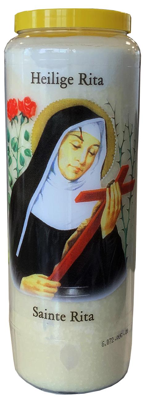 Neuvaine Sainte Rita avec prière