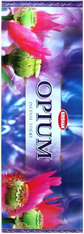 Encens Krishan Opium 8 Bts