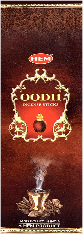 Hem Oudh Incense Square