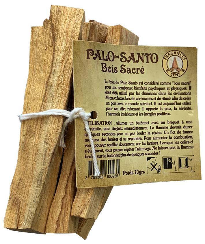 Palo santo Pérou bâtons 50g