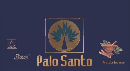 Balaji premium masala palo santo incense 15g