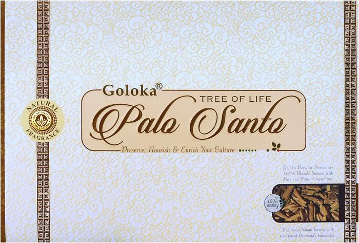 Encens Goloka palo santo 15g