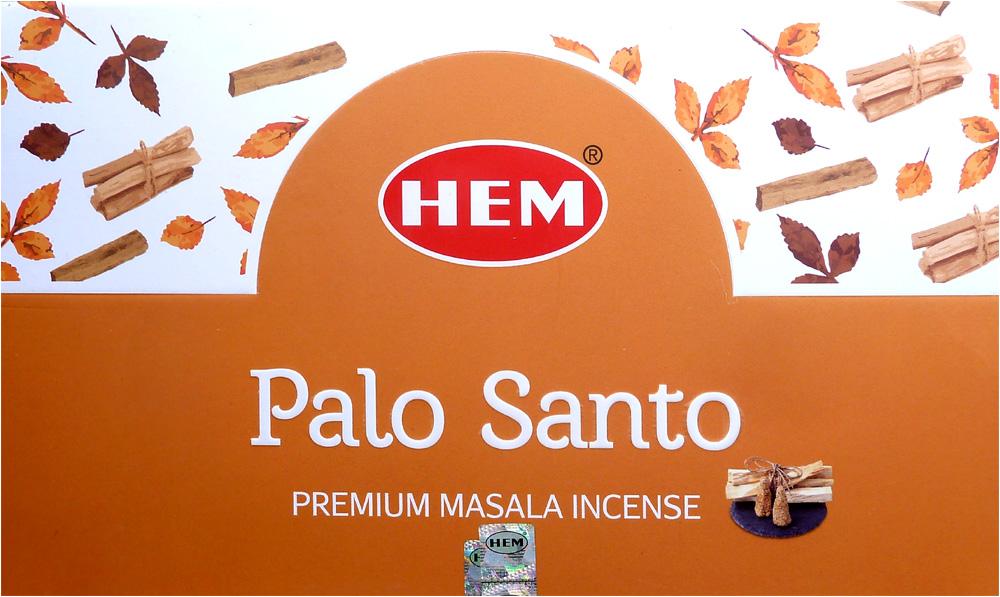 Encens Hem Palo Santo premium masala 15g